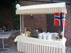 Buffet Norvegien