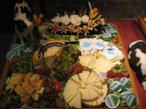 Buffet Charcuterie Et Fromage (fromage)