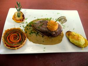 Filet Canette à La Mode Du Pays De Herve