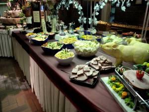 Buffet Clos (crudité)