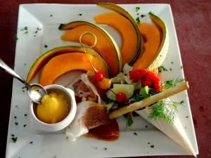 Melon Jambon Parme