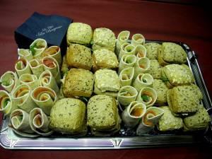 Plateau Sandwich Et Wraps